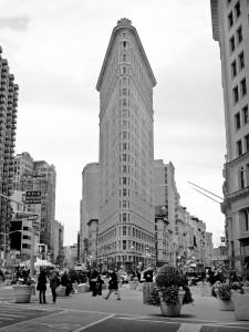Flatiron Building, December 2011 wp
