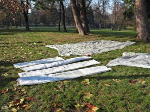 Parco Sempione, Milan, December 2013