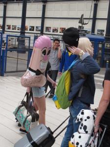 Brighton Station 130621
