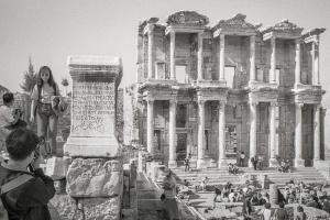 Ephesus, Turkey, 951026-26