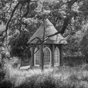 Abbots Ripton Hall, Summerhouse, 160625